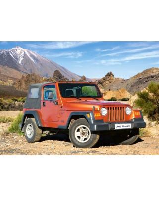 Puzzle Castorland - Jeep Wrangler, 180 Piese