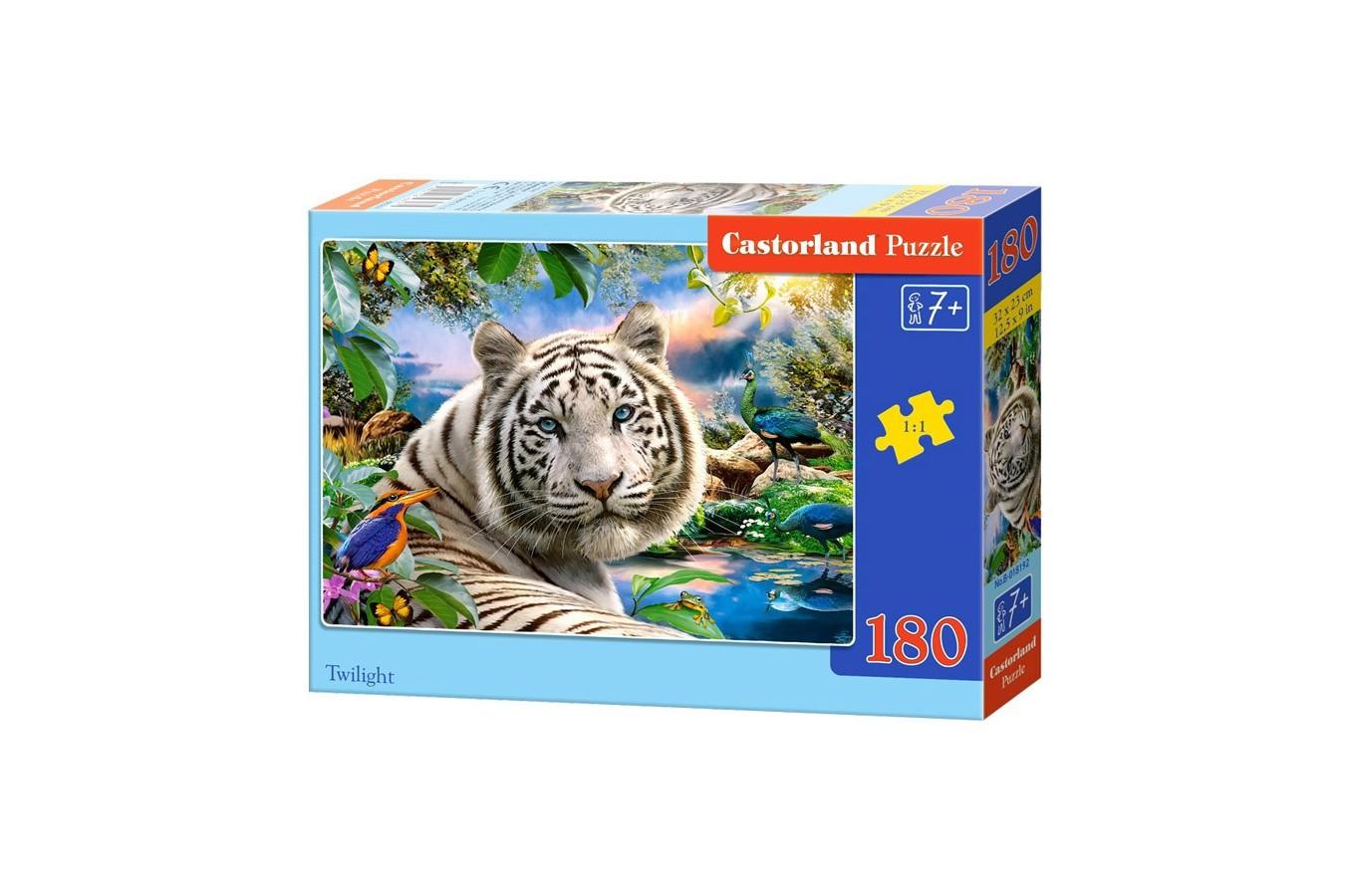 Puzzle Castorland - Twilight, 180 Piese