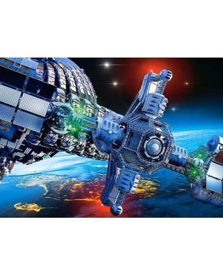 Puzzle Castorland - Futuristic Spaceship, 260 Piese