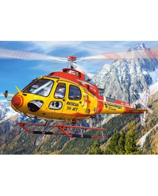 Puzzle Castorland - Helicopter Rescue, 260 Piese