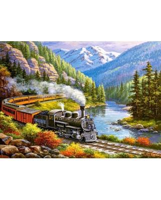 Puzzle Castorland - Eagle River, 300 Piese