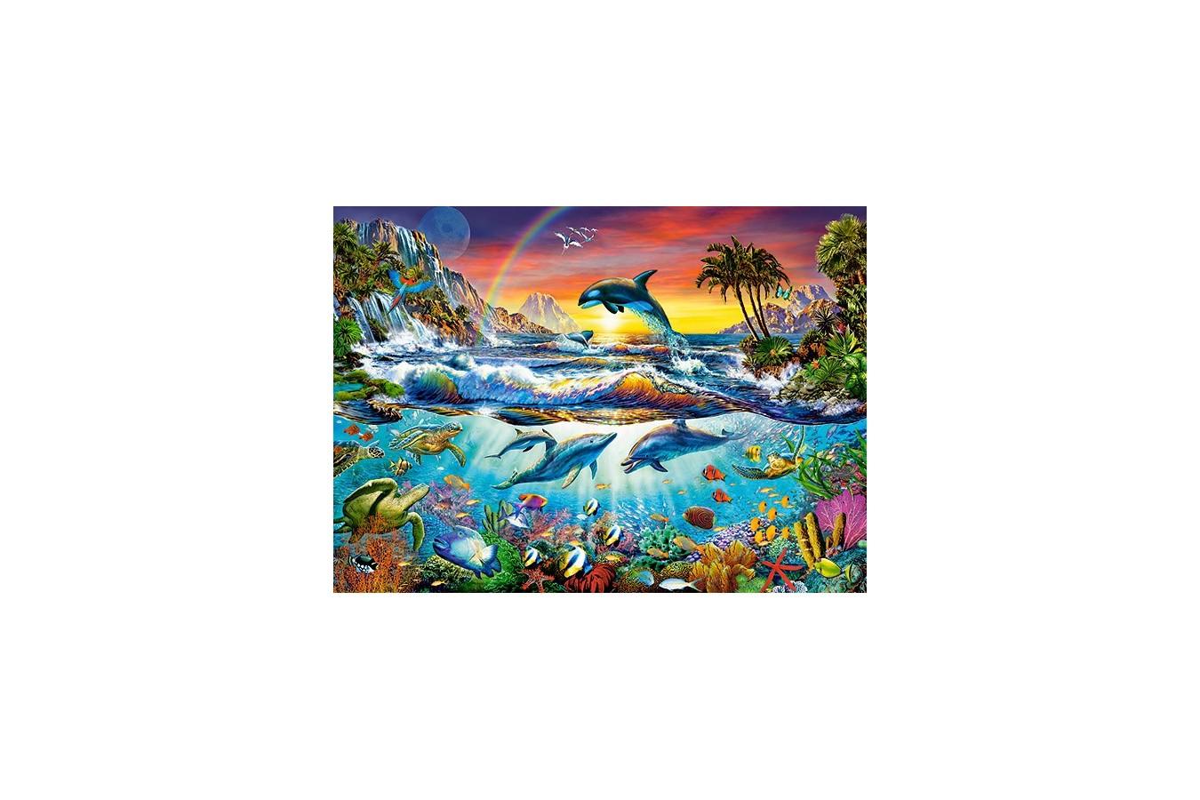 Puzzle Castorland - Paradise Cove, 300 Piese