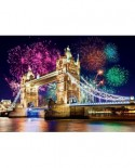 Puzzle Castorland - Tower Bridge, 500 Piese