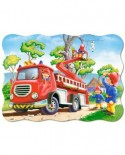 Puzzle Castorland - Kitten Rescue, 30 piese