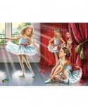 Puzzle Castorland - Ballet Class, 120 piese