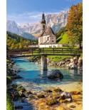 Puzzle Castorland - Ramsau, 1500 piese