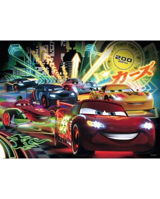 Puzzle Ravensburger - Disney Cars, 100 piese (10520)