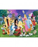 Puzzle Ravensburger - Disney Personajele Preferate, 200 piese (12698)