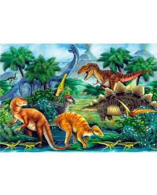Puzzle Anatolian - Dino Valley I, 260 piese (3285)
