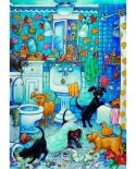 Puzzle Anatolian - More Bathroom Pups, 260 piese (3299)