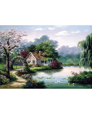Puzzle Anatolian - Arbor Cottage, 260 piese (3304)