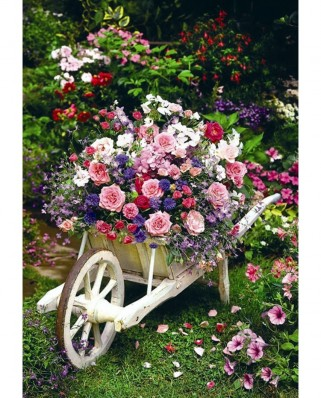 Puzzle Anatolian - Garden Flowers, 260 piese (3311)