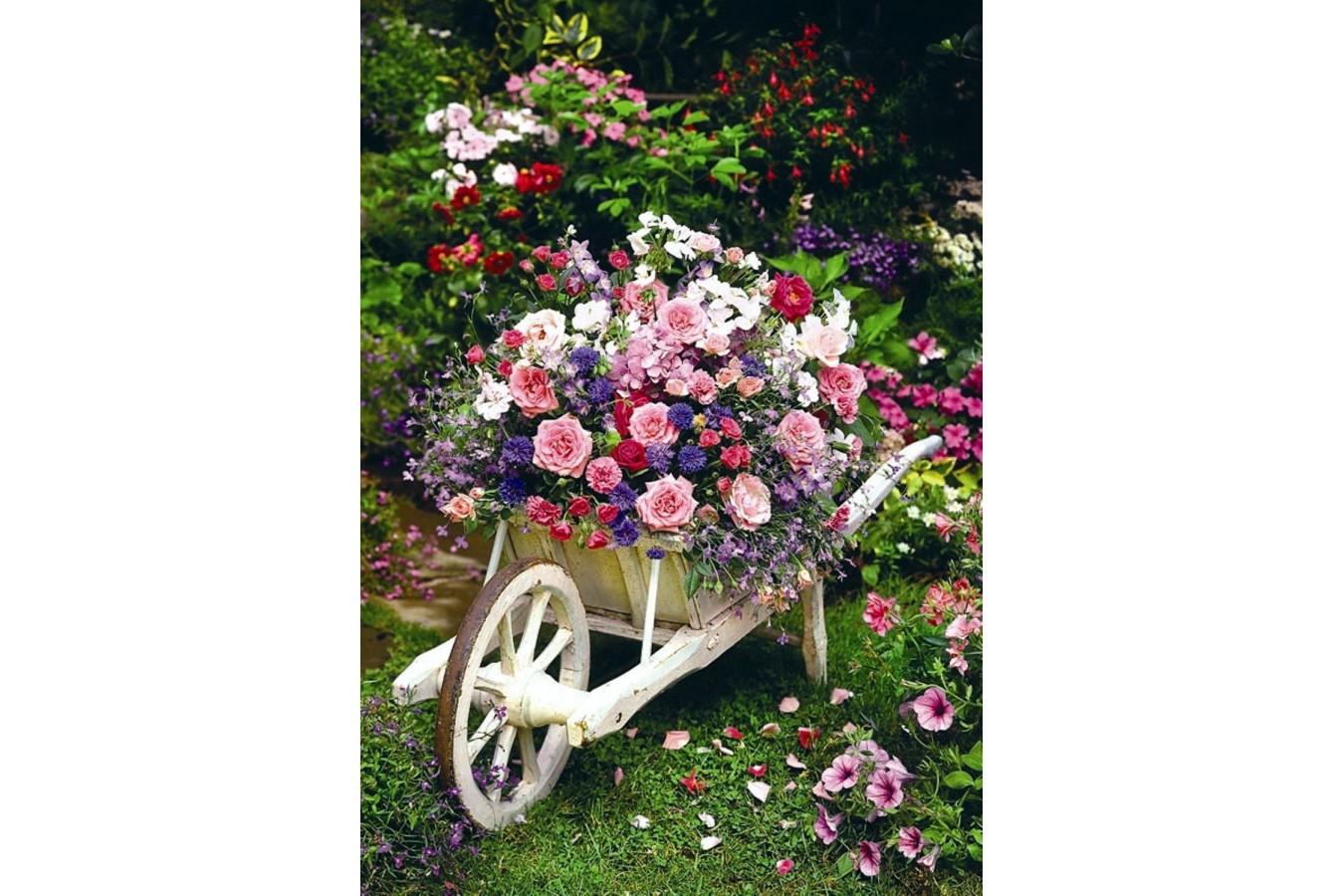 Puzzle Anatolian - Garden Flowers, 260 piese (3311)
