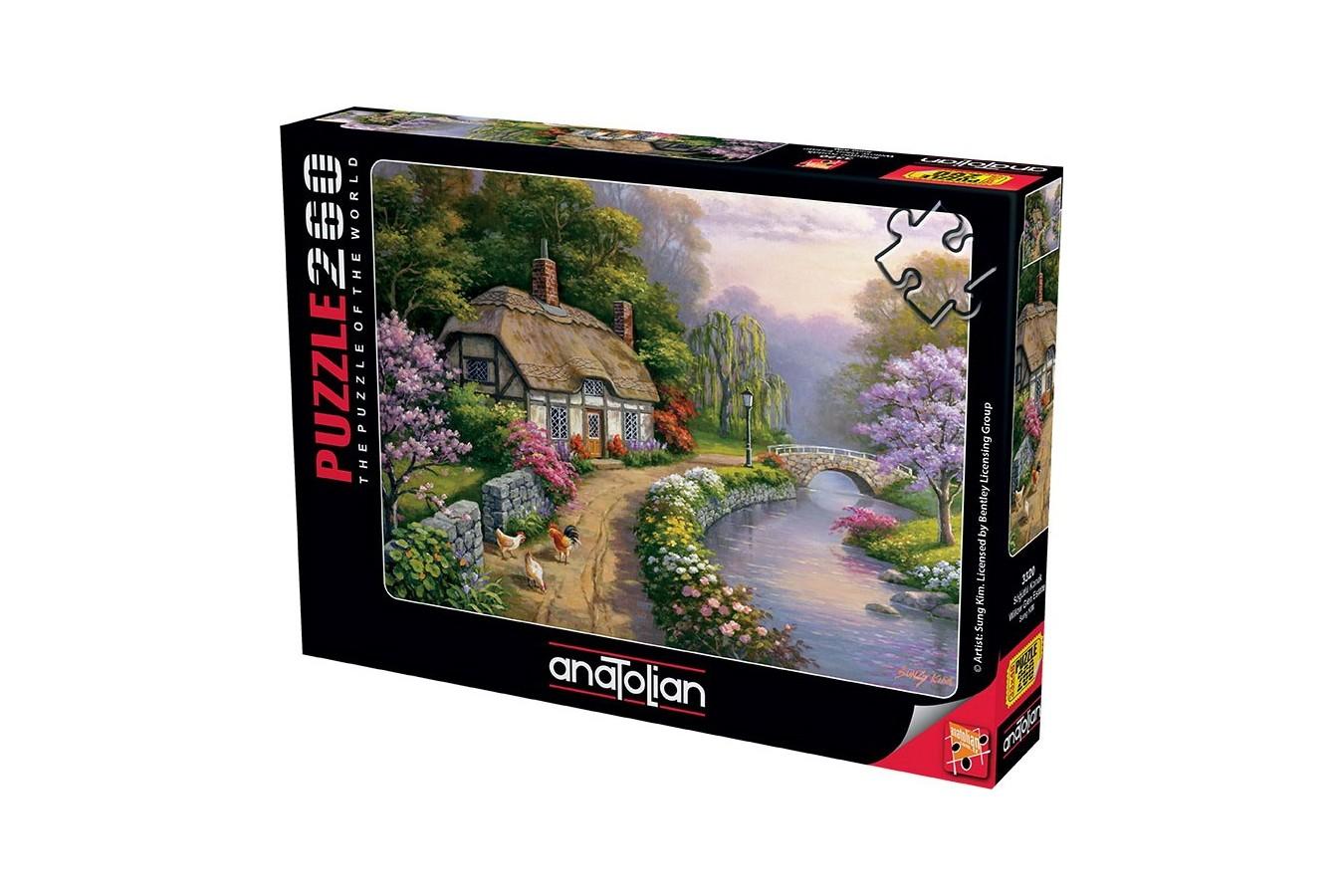 Puzzle Anatolian - Willow Glen Estate, 260 piese (3320)
