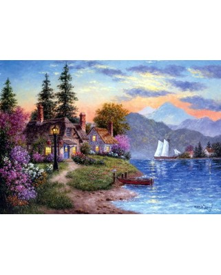 Puzzle Anatolian - Serenity, 260 piese (3321)
