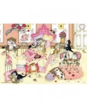 Puzzle Anatolian - Valentine's Day Cats, 500 piese (3526)