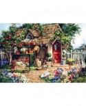 Puzzle Anatolian - Gardener's Heaven, 500 piese (3532)