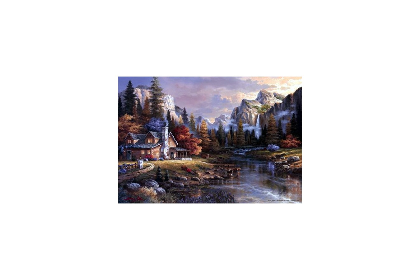 Puzzle Anatolian - Home At Last, 500 piese (3533)