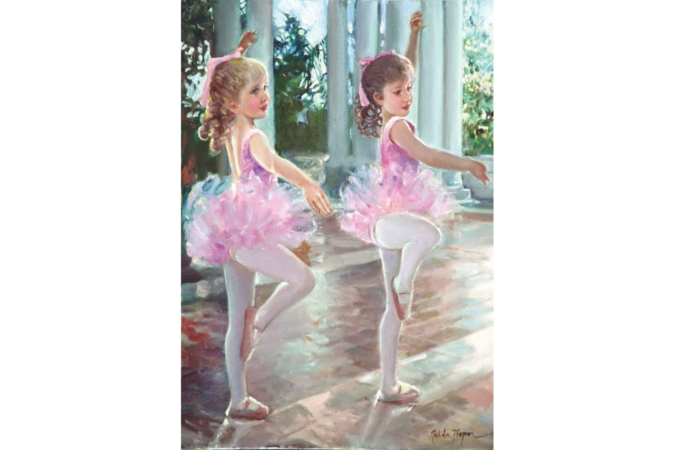 Puzzle Anatolian - Ballerinas, 500 piese (3550)