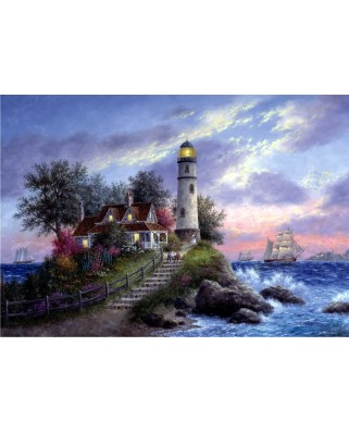 Puzzle Anatolian - Captain's Cove, 500 piese (3570)