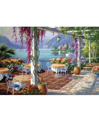 Puzzle Anatolian - Wisteria Terrace, 500 piese (3578)