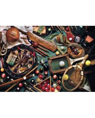 Puzzle Anatolian - Classics Sports Gear, 500 piese (3582)