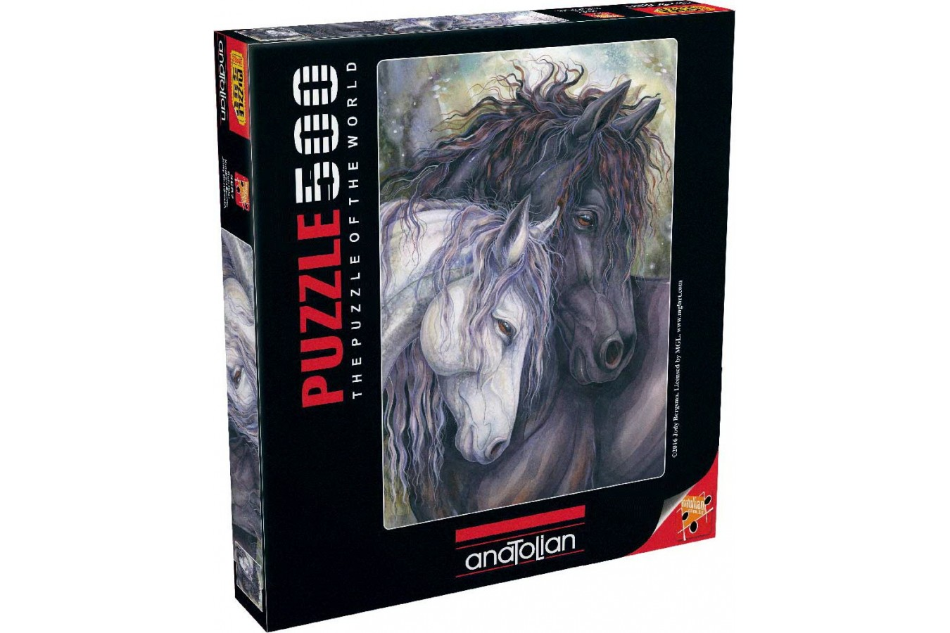 Puzzle Anatolian - Kindred Spirits, 500 piese (3587)