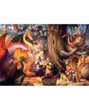 Puzzle Anatolian - Confabulation of Dragons, 500 piese (3591)