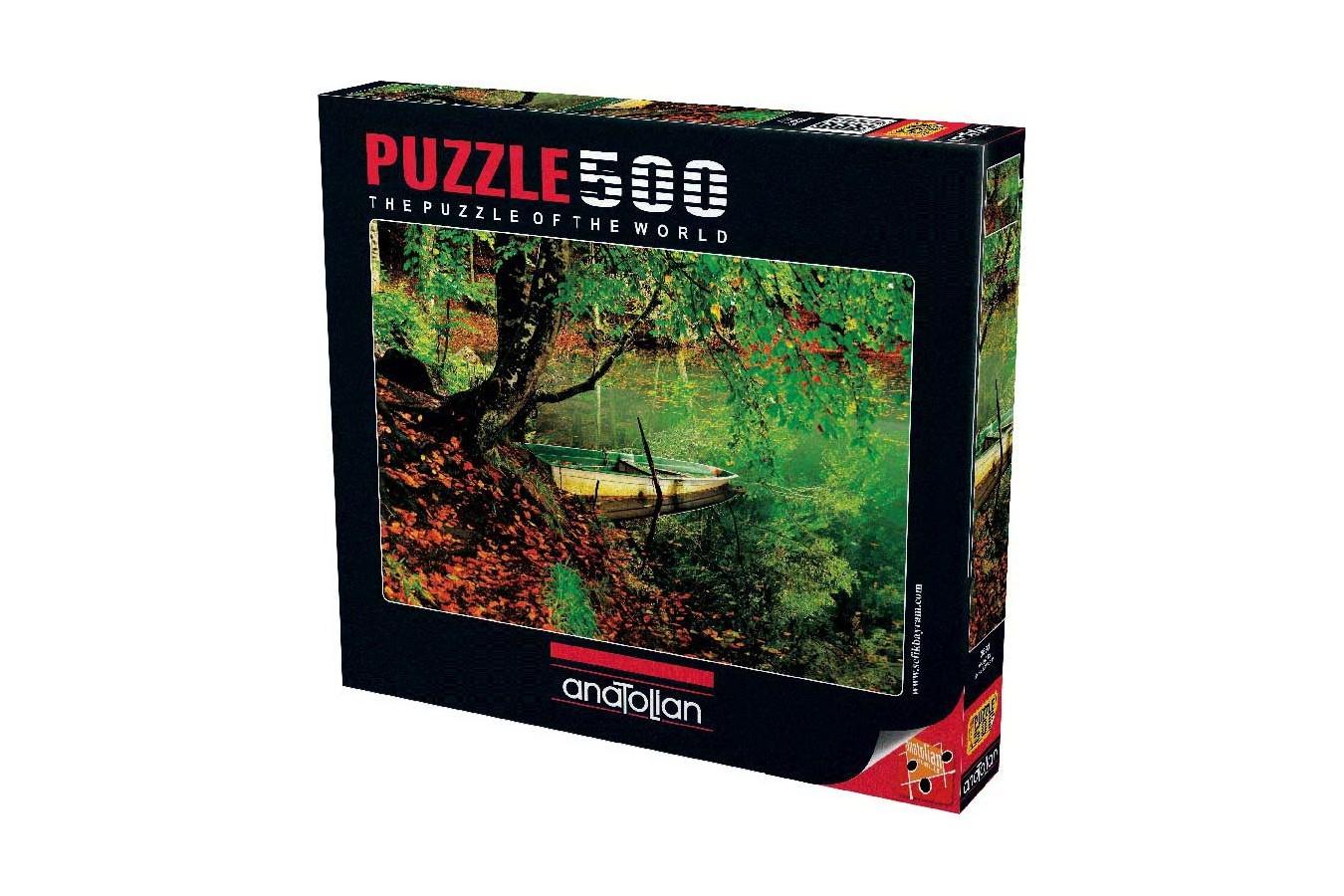 Puzzle Anatolian - Yedigoller, 500 piese (3593)