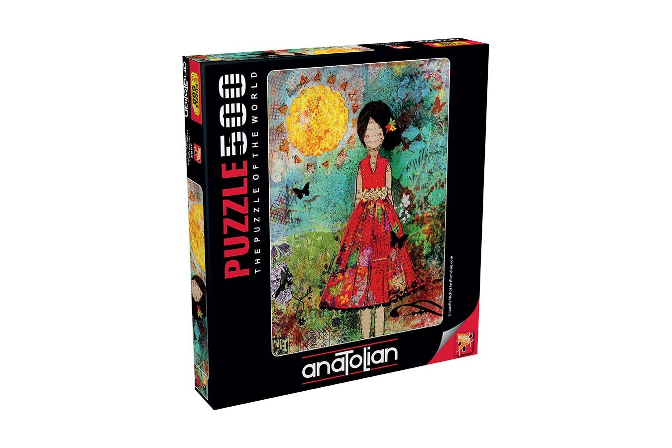 Puzzle Anatolian - Let The Sun Shine In, 500 piese (3599)