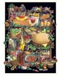 Puzzle Anatolian - Shadowbox Hunt-food, 1000 piese (1008)