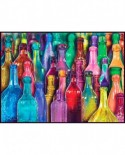 Puzzle Anatolian - Colourful Glass, 1000 piese (1031)