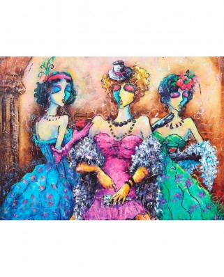Puzzle Anatolian - Ladies Party, 1000 piese (1041)