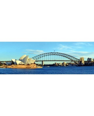 Puzzle Anatolian - Sydney, 1000 piese, panoramic (1044)