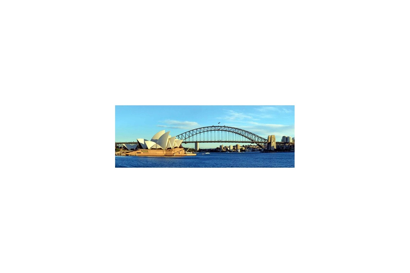 Puzzle Anatolian - Sydney, 1000 piese, panoramic (1044)
