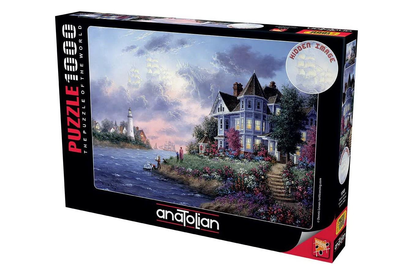 Puzzle Anatolian - Victorian Fantasy, 1000 piese (1049)