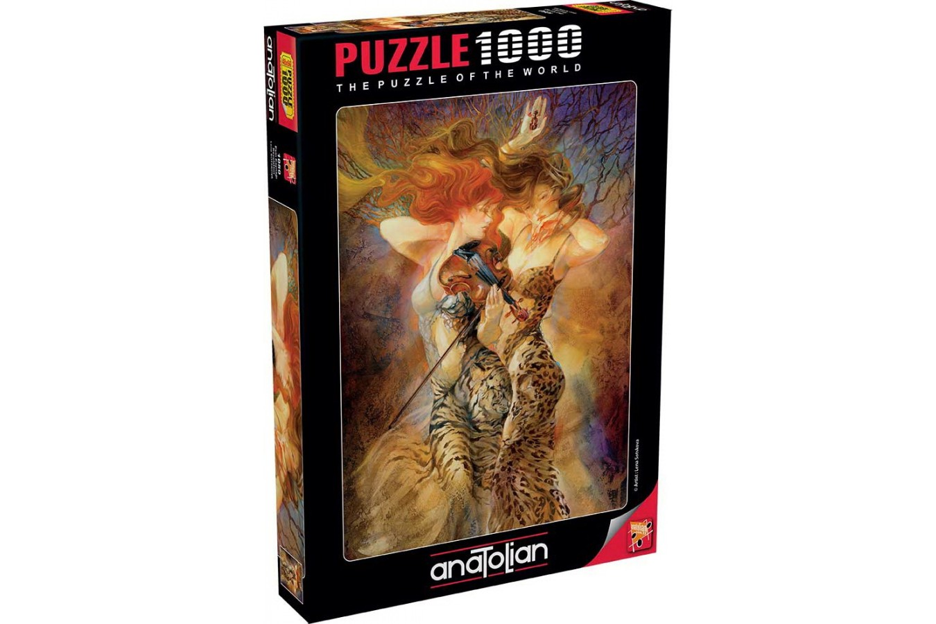 Puzzle Anatolian - Revelation, 1000 piese (1050)