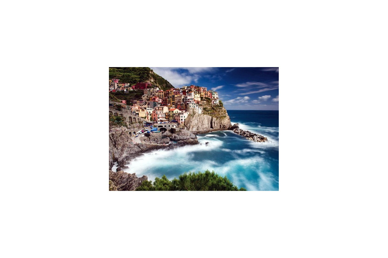 Puzzle Anatolian - Afternoon In Manarola, 1000 piese (1051)
