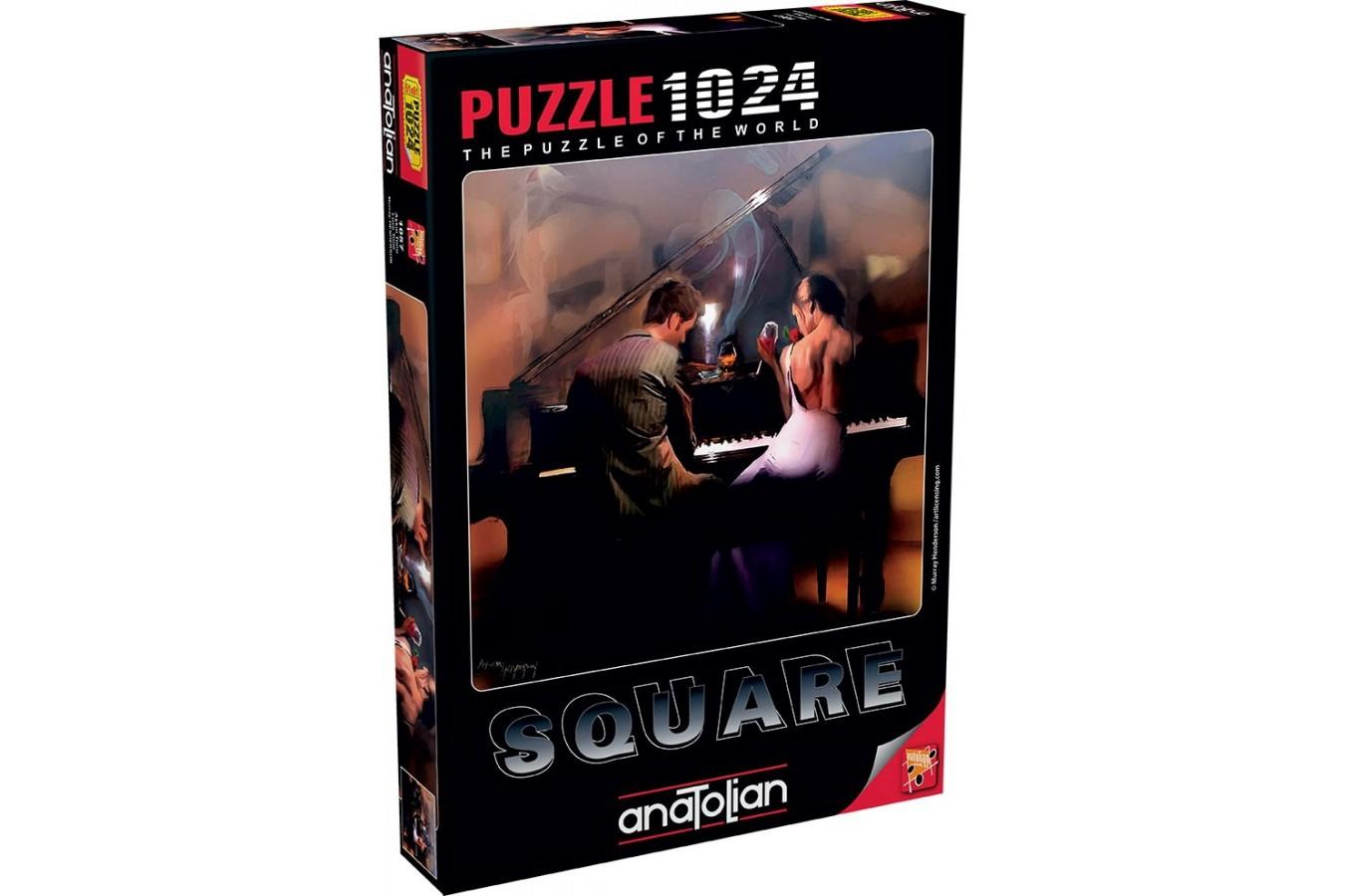 Puzzle Anatolian - Love Tone, 1000 piese (1057)