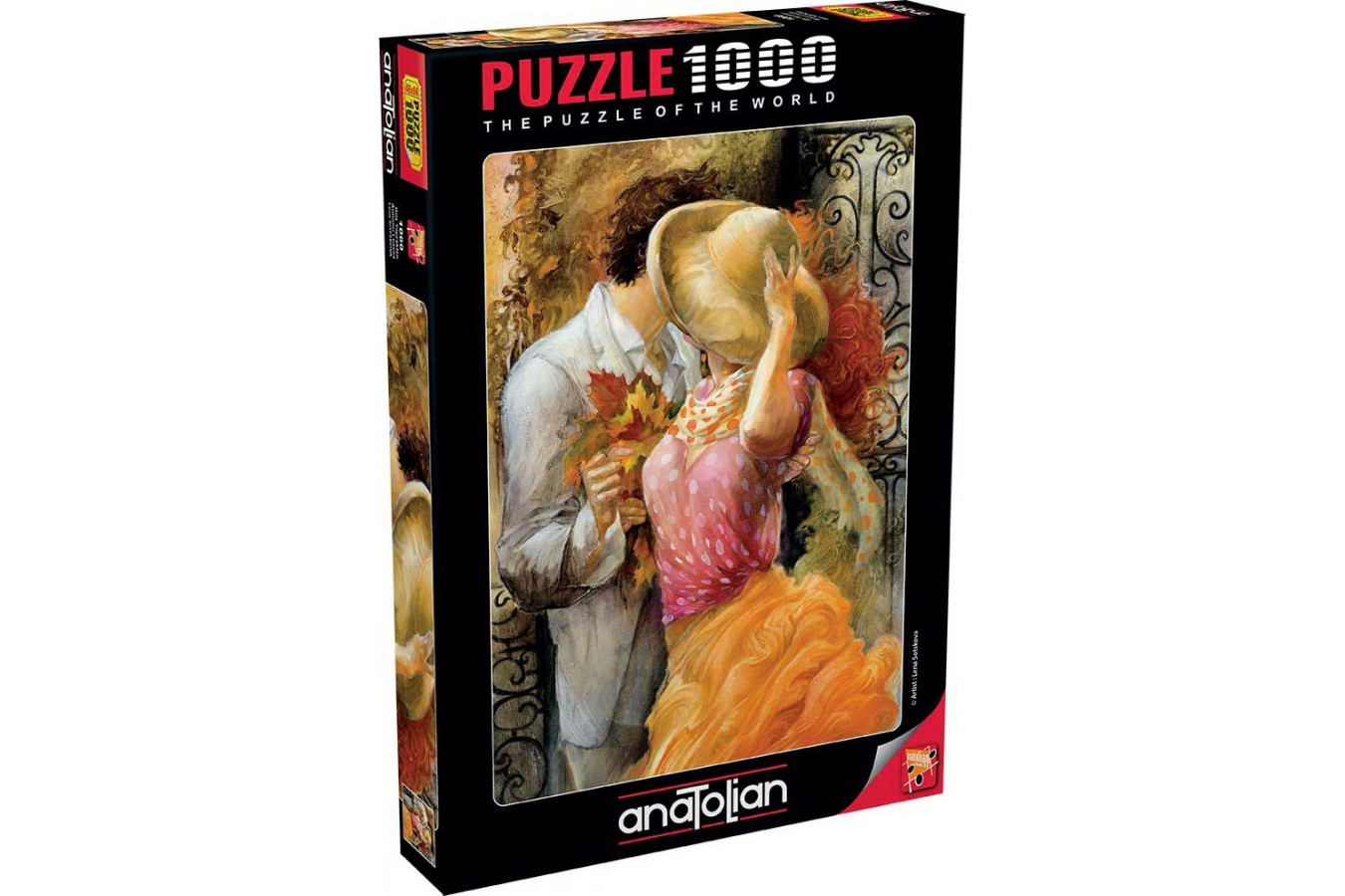 Puzzle Anatolian - Autumn Leaves, 1000 piese (1060)
