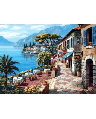 Puzzle Anatolian - Overlook Cafe II, 1000 piese (3085)