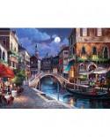 Puzzle Anatolian - Street of Venedik II, 1000 piese (3087)