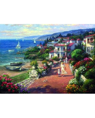 Puzzle Anatolian - Coastal Traquilty, 1000 piese (3103)