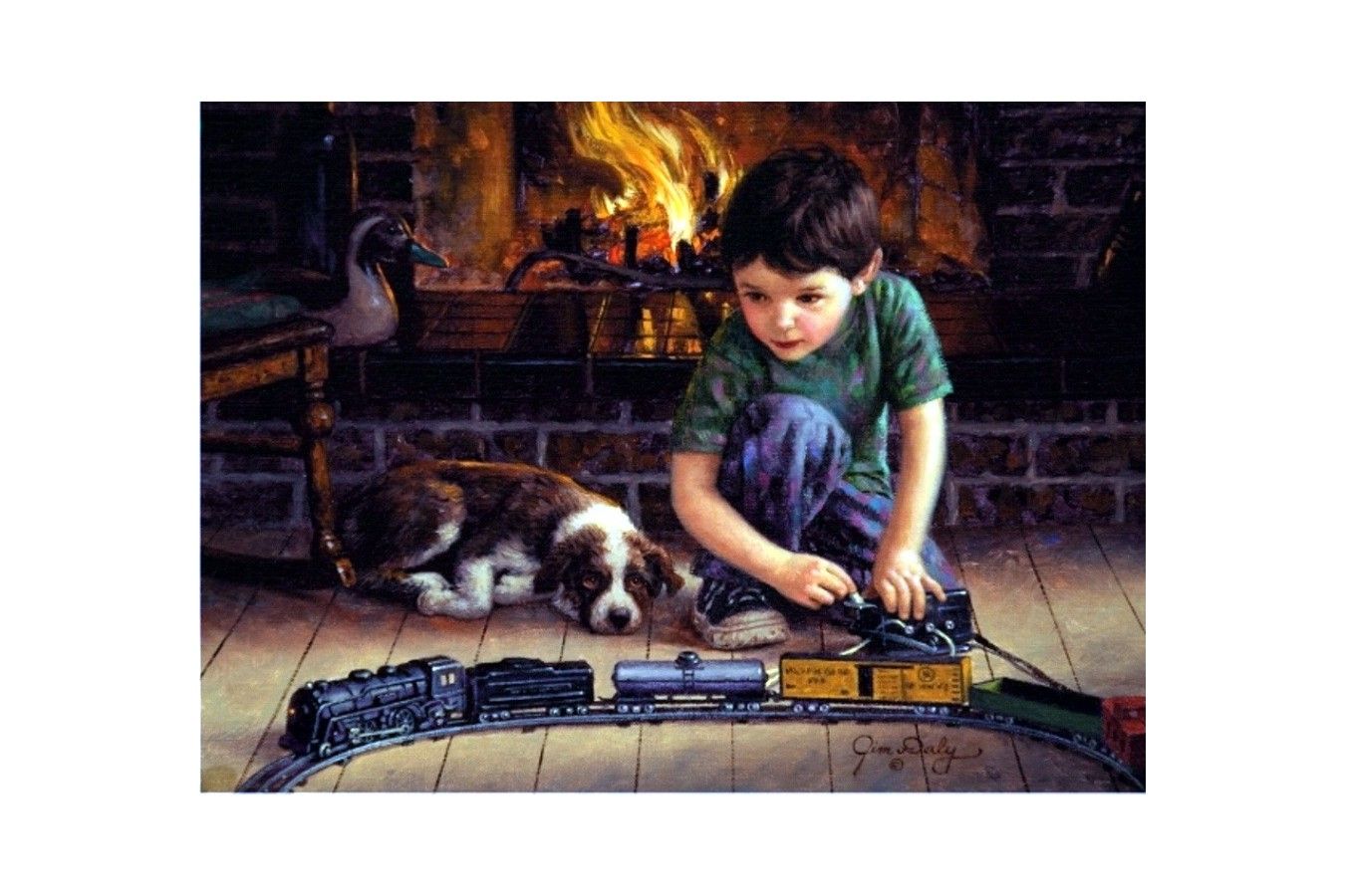 Puzzle Anatolian - The Engineer, 1000 piese (3157)