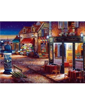 Puzzle Anatolian - Starry Night, 1000 piese (3164)