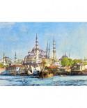 Puzzle Anatolian - Yeni Jami and Saint Sophia, 1000 piese (3166)