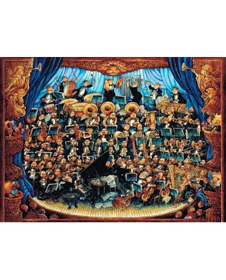 Puzzle Anatolian - Fortissimo, 1000 piese (3177)