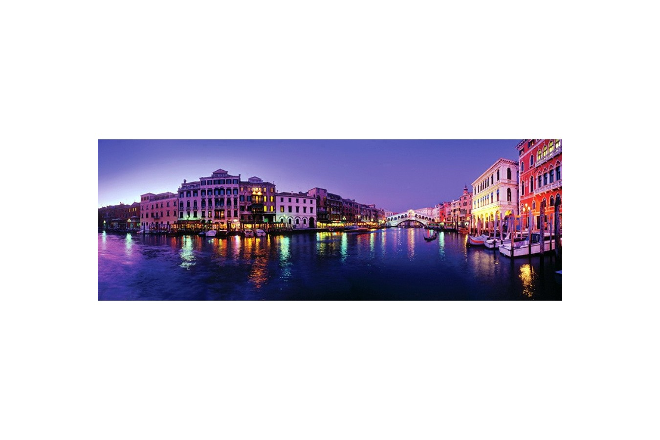 Puzzle Anatolian - Grand Canal, 1000 piese, panoramic (3184)