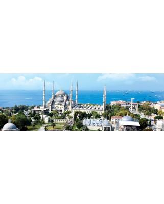 Puzzle Anatolian - Sultanahmet Camii, 1000 piese, panoramic (3194)