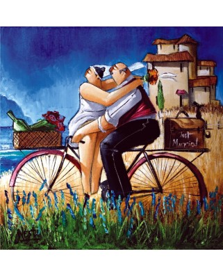 Puzzle Anatolian - Just Married, 1024 piese (1013)
